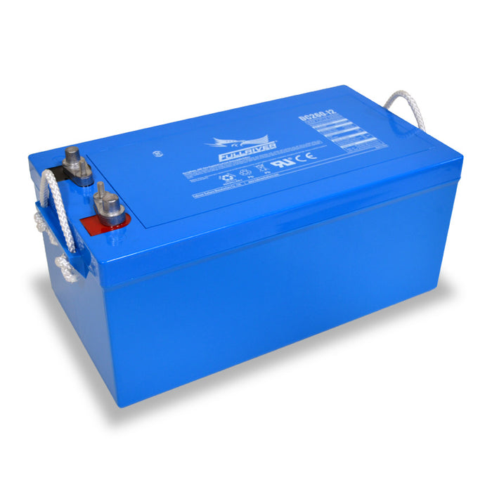 Full River Battery 12V 260Ah Group 8D AGM - DC260-12