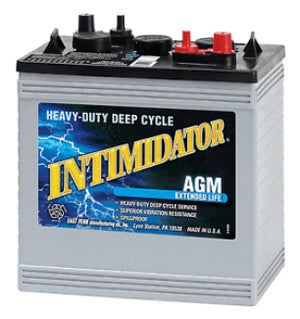 Deka Battery 6V 190 Ah GC2 AGM - 8AGC2
