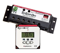 MorningStar SunSaver Duo Charge Controller PWM with Remote Meter 12V 25 Amp - SSD-25RM