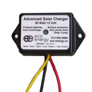 Eco Energy Advanced Solar Charger 30W 12 - ASC-30W-12V