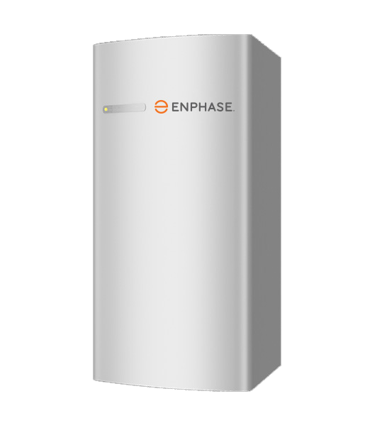 Enphase Energy; EnCharge 3.36kWh LFP Battery with intergrated IQ8X Battery inverters