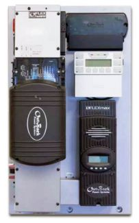 OutBack FLEXpower One Pre-Wired 3500W 24V Inverter Charger Off-Grid System - FP1 VFXR3524A