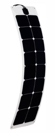 Go Power Solar Flex 50W 12V Solar Expansion Kit - GP-FLEX-50E