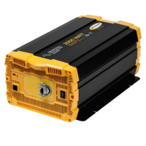 Go Power 3000 Watt 24V Pure Sine Wave Inverter - GP-ISW3000-24