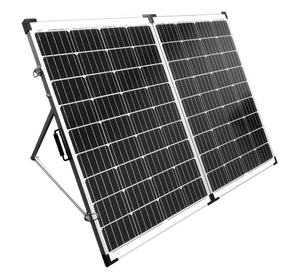 Go Power Solar Panel Portable Folding Solar Kit GP-PSK-200