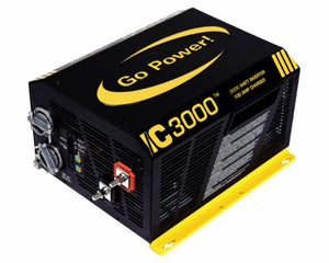 Go Power 3000W 12V Inverter Charger - GP-IC-3000-12