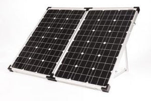 Go Power Solar Panel Portable Folding Kit 130W 12V GP-PSK-130