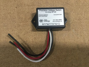 Clearance Sale! - Eco Energy Custom Voltage Switch - .5A 48V