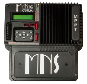 MidNite Solar Kid 30A MPPT C1D2 Charge Controller Black - MNKID-C1D2