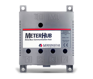 Morningstar MeterHub for Networking Charge Controllers - HUB-1
