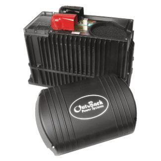 Outback Inverter Charger Off-Grid Hybrid 3600W 48V - VFXR3648A-01