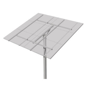 PLP Solar Panel Top-of-Pole Mount - TPM6-G