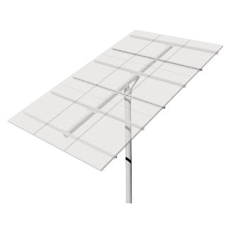 PLP Solar Panel Top-of-Pole Mount - TPM9-G