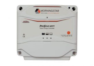 Morningstar Prostar Charge Controller MPPT 25A (no meter) - PS-MPPT-25