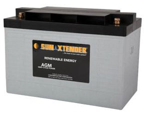Sun Xtender Battery 108AH 12V Sealed AGM - PVX-1080T