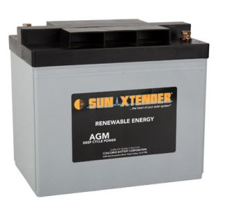 Sun Xtender Battery 138AH 6V Sealed AGM - PVX-1380T