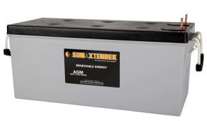Sun Xtender Battery 212AH 12V Sealed AGM - PVX-2120L