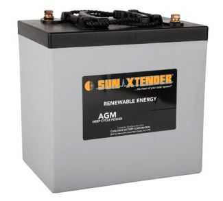 Sun Xtender Battery 224AH 6V Sealed AGM - PVX-2240T