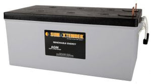 Sun Xtender Battery 258AH 12V Sealed AGM - PVX-2580L