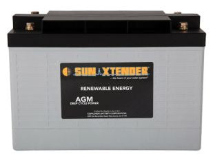 Sun Xtender Battery 534AH 2V Sealed AGM - PVX-5340T