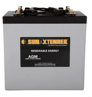 Sun Xtender Battery 672AH 2V Sealed AGM - PVX-6720T
