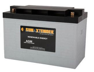 Sun Xtender Battery 89AH 12V Sealed AGM - PVX-890T