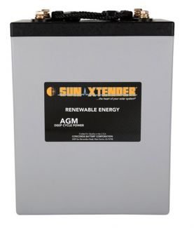 Sun Xtender Battery 915AH 2V Sealed AGM - PVX-9150T