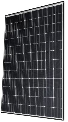 Panasonic HIT Solar Panel 340W 96 Cell Black Frame - VBHN340SA17