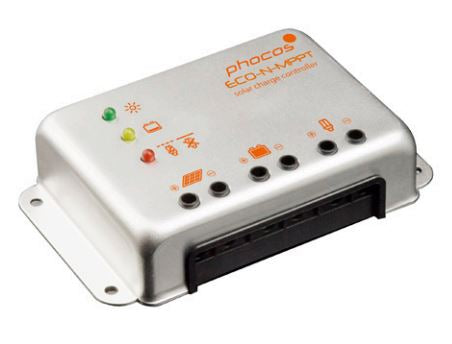 Phocos ECO-N-MPPT 15A 12/24 Volt Charge Controller - ECO-N-MPPT-85/15