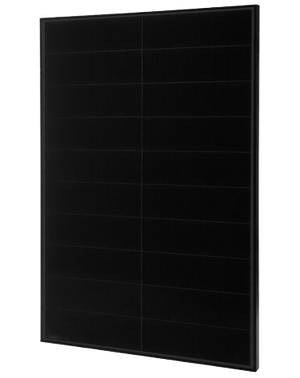 Solaria 360W All Black Solar Panel - PowerXT-355R-PD