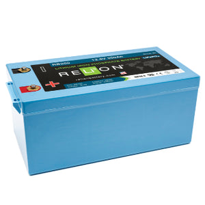 RELiON Battery Lithium Iron Phosphate 12Volt 200AH - RB200