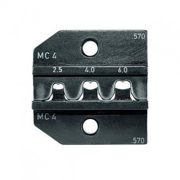 Rennsteig MC4 / Tlian / Twinsel / Jinko / Leoni Die Set for Crimp Tool PEW12 - 624 1301 3 0 RT