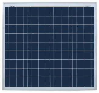 Synthesis Power Solar Panel 50W 12V Poly - SP50P