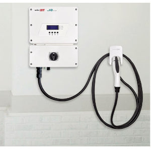 SolarEdge Inverter Grid-Tied plus EV Charger 7600W - SE7600H-US000NNV2