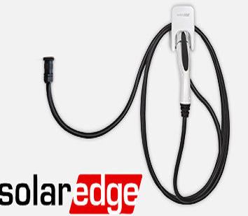 SolarEdge EV Charger Connector Accessory, 40A, Level 2, 25 foot Charge  Cable and Holder - SE-EV-KIT-25J40-1,
