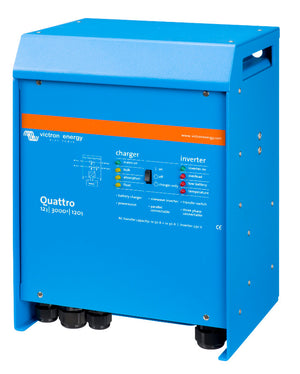 Victron Energy-Quattro-Inverter-Charger