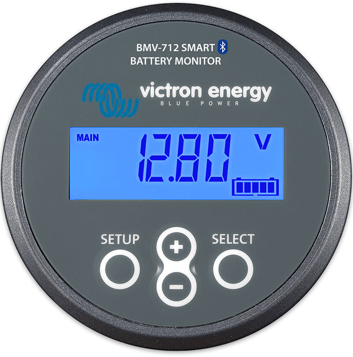 Victron Energy Smart Battery Monitor with Bluetooth BMV-712 - BAM030712000