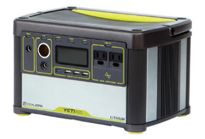 Goal Zero Yeti Lithium 400 Portable Power Station