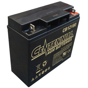 Centennial AGM 12V 18Ah Sealed Lead Acid battery CB12180