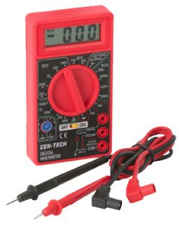 Digital Multimeter 7 Function  - 63604