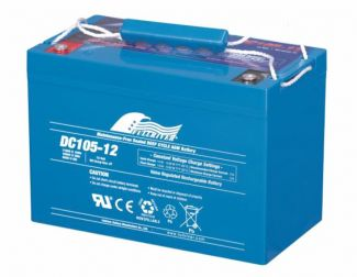 Full River Battery 12V 105Ah Group 27 AGM - DC105-12