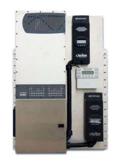 Outback FLEXpower Pre-Wired Radian 8000W 48V Inverter Charger Off-Grid Hybrid System - FPR-8048A-01