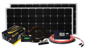 Go Power Solar Elite Charging Kit 340W - SOLAR ELITE