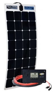 Go Power Solar Flex Kit 100W 12V - GP-FLEX-100