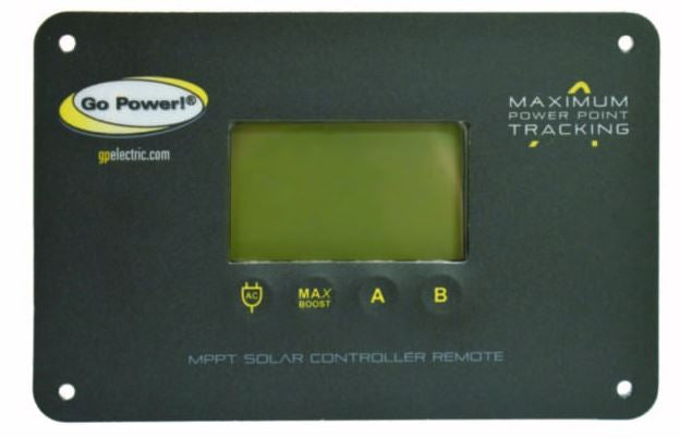 Go Power! Charge Controller Remote for GP-MPPT-40 - GP-MPPT-R