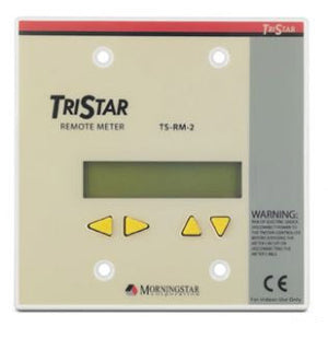 Morningstar TS Remote Digital Meter 2 for Tristar Charge Controller - TS-RM-2