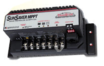 Morningstar Sunsaver Charge Controller MPPT with Load Control 15 Amp - SS-MPPT-15L