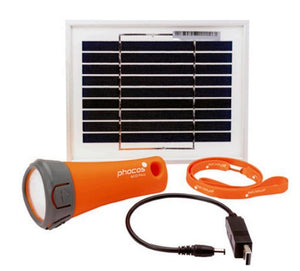 Phocos Portable Solar Lamp Kit - ECO Pico