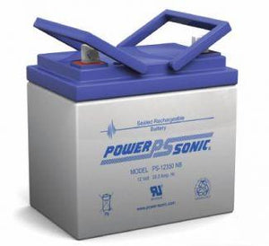 Power-Sonic Battery NB 12 Volt 35 Ah Sealed AGM - PS-12350