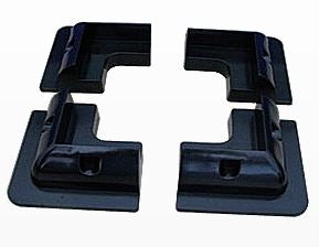 Solarland Marine-RV ABS Solar Panel Mounts for Flat Surfaces - SLB -0115